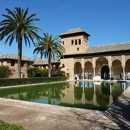 Private Alhambra tour