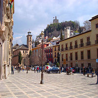 Walking Tour: History of the transformation of Granada