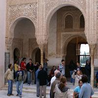 Guided special interest tours: Granada, Alhambra, etc.