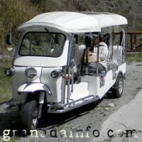 Photographic Adventure: Tuk Tuk to Güéjar Sierra