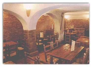 Las cuevas bodega en el albaicin granada espa a - Bodegas rusticas decoracion ...