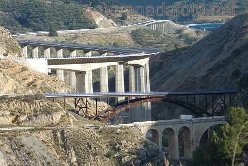 Bridge over Pantano de rules