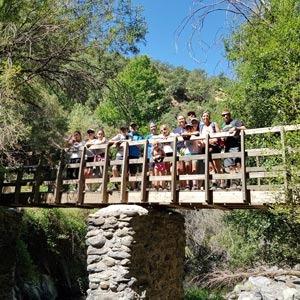 Güéjar Sierra - Vereda de la Estrella: hiking