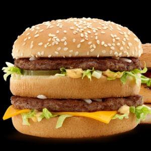 Comida rápida: burgers