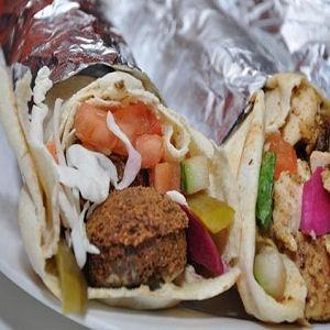 Snack: Shawarma