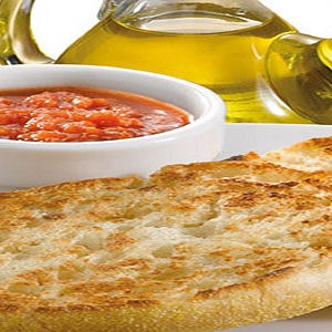 Breakfast: Tostada con Tomate