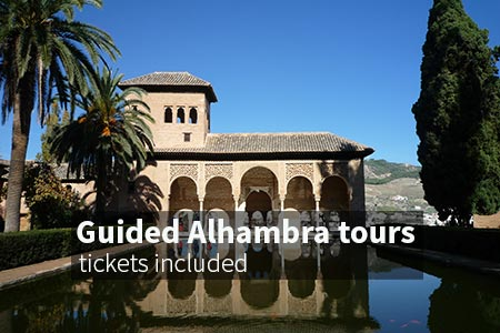Guided Alhambra Tours