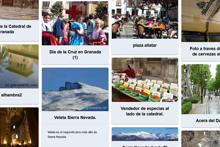 Fotos von Granada