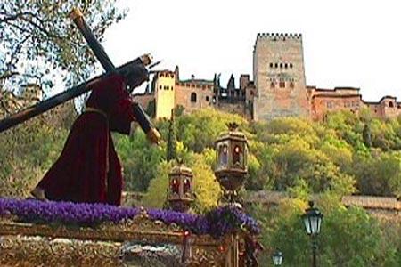 Karwoche in Granada