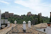 View of the Alhambra / Vistas de la ALhambra